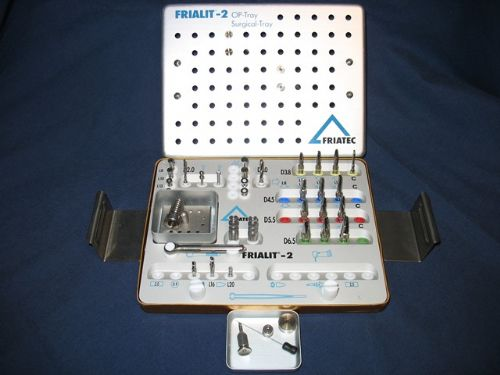 Frialit - 2 OP Basic set Ref: 45-8072 Used